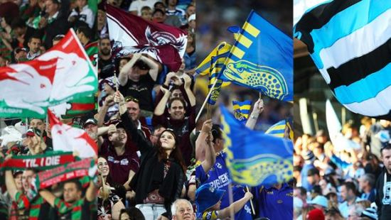 ALL-SYDNEY NRL DOUBLE-HEADER AT ANZ STADIUM TO COINCIDE WITH  ROYAL EASTER SHOW