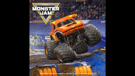 MONSTER JAM® READY TO WRECK & ROLL AT ANZ STADIUM