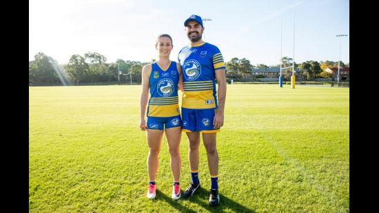 RUGBY LEAGUE REVOLUTION AS TOUCH FOOTBALL SHARES MATCH-DAY BILLING WITH NRL