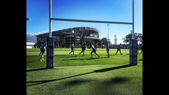 BLUES' NEW ERA BEGINS AT STATE-OF-THE-ART CENTRE OF EXCELLENCE IN SYDNEY OLYMPIC PARK
