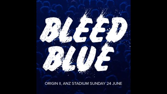 BABY BLUES EYEING FAMOUS STATE OF ORIGIN SERIES VICTORY IN FRONT OF HOME FANS AT ANZ STADIUM