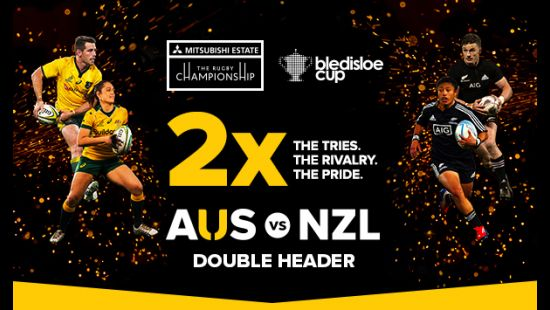 WALLABIES AND WALLAROOS TO JOIN FORCES AGAINST NEW ZEALAND AT ANZ STADIUM THIS MONTH