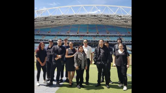 THE JOB-READY YOUNG AUSTRALIANS LIVING THEIR CAREER DREAMS AT ANZ STADIUM