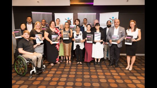 WESTERN SYDNEY BUSINESS LEADERS AND VOLUNTEERS RECOGNISED AT 2019 ZEST AWARDS AT ANZ STADIUM