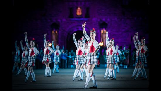 ROYAL EDINBURGH MILITARY TATTOO MARCHES INTO ANZ STADIUM WITH RECORD-BREAKING LINE-UP