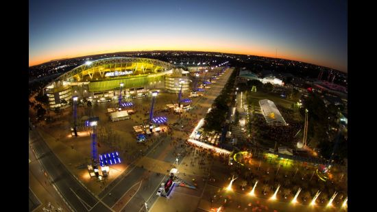 EIS FOR ANZ STADIUM  REDEVELOPMENT ON PUBLIC EXHIBITION