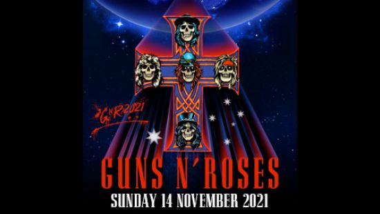 STADIUM ROCK IS BACK! GUNS N' ROSES SET TO RETURN TO ANZ STADIUM