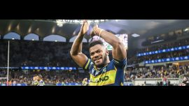 Parramatta Eels v Sea Eagles