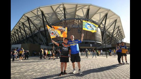 Help us help you: Everything you need to know for coming to the footy at Bankwest Stadium this weekend