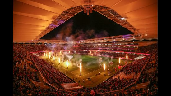 Update to Hyundai A-League fixtures at Bankwest Stadium