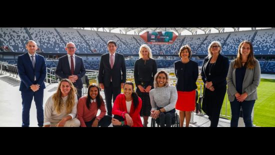 Minerva Network Welcomes NSW Government Funding for Her Sport Her Way Strategy