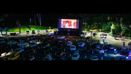 Community Favourite Disney+ Drive-In Returns to Bankwest Stadium