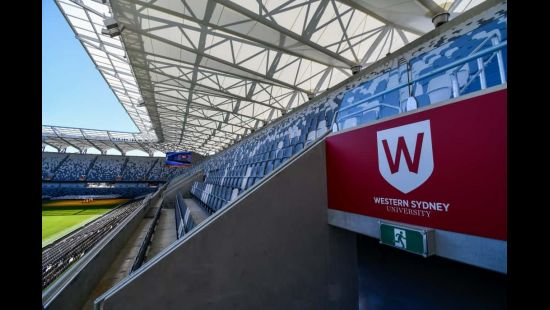 Bankwest Stadium proud to officially partner with Western Sydney University