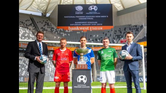 Bankwest Stadium to host 2019 NPL NSW Men's Grand Final on Saturday 31 August