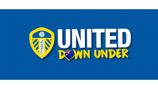 Leeds United announce squad for Australian Tour including game at Bankwest Stadium on Saturday