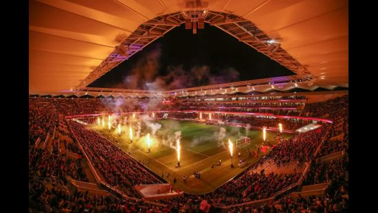 Re-living the Western Sydney Wanderers first game at Bankwest Stadium one month on