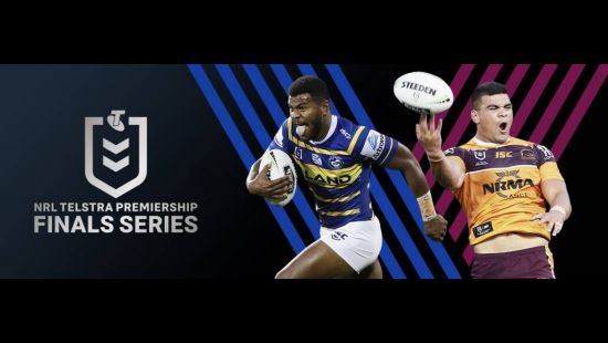 Parramatta Eels to host Brisbane Broncos in sudden-death Elimination Final at Bankwest Stadium on Sunday