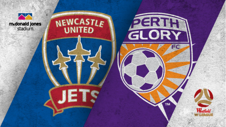 Westfield W League - Round 11 Jets v Perth Glory