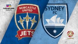 Match Week 20: Jets v Sydney FC