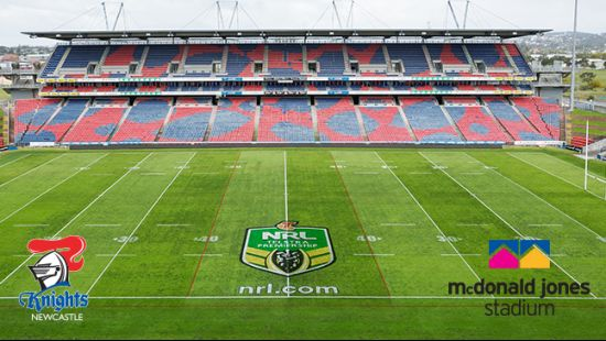 2018 NRL Draw Released