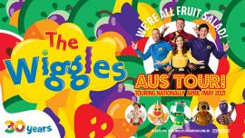 THE WIGGLES - We're All Fruit Salad Tour!