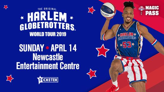 The Harlem Globetrotters are returning to Australia in 2019!