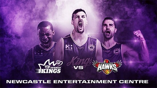 Sydney Kings Pre-Season Game (2018-2019) to be held at the NEC