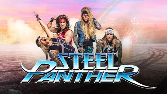 Steel Panther rescheduled to Newcastle Entertainment Centre October 2021