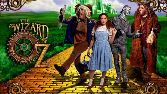 Wizard of Oz Cast Announced