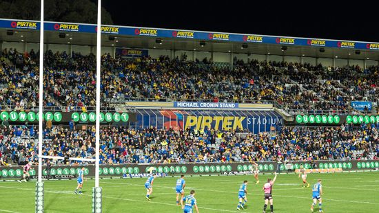 A message from Pirtek Stadium