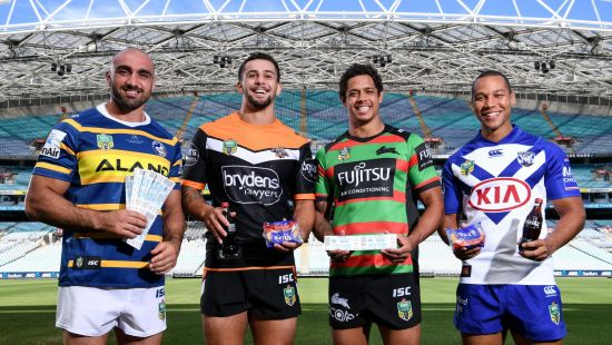 Six of the best: ANZ Stadium to host a massive opening month of NRL action in 2018