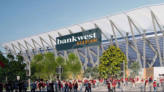 Bankwest secures naming rights to Western Sydney Stadium