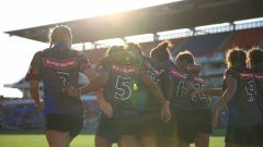 NRL Womens McDonald Jones Stadium