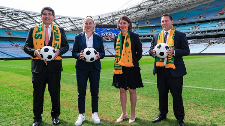 SFS and Stadium Australia to host FIFA Women's World Cup 2023 Sydney matches