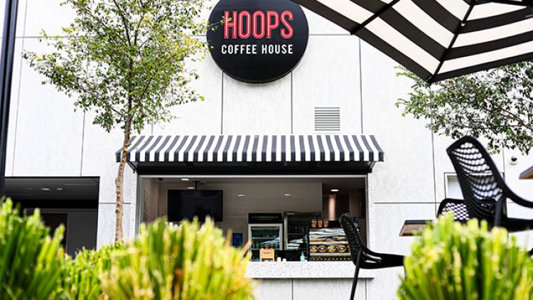 Hoops Coffee House opening a slam dunk for Parramatta