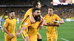 Socceroos v Honduras World Cup qualifier